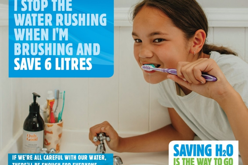 Saving H2O is the way to go!